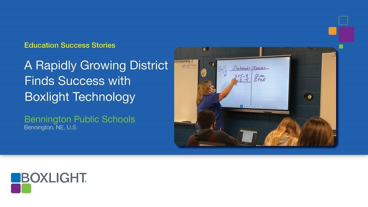 Bennington Public Schools-Partner
