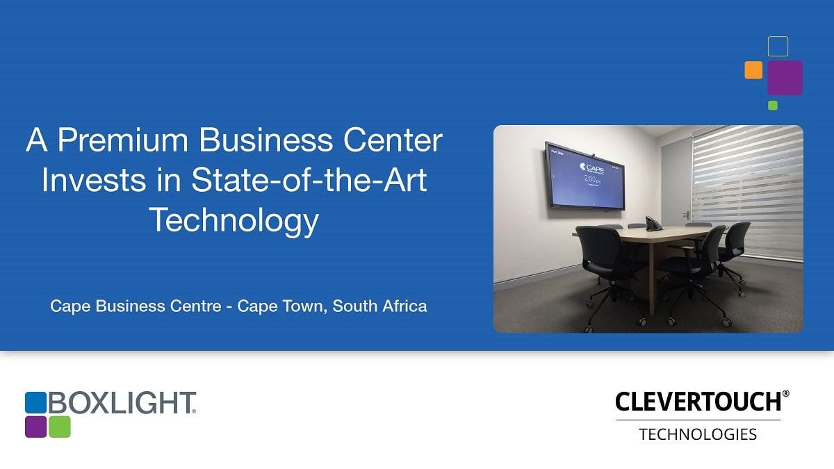 Cape Business Centre - partner