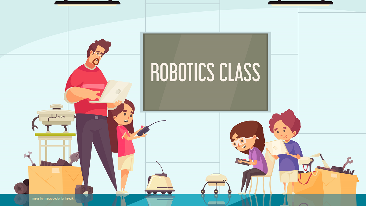 Robotics 4Cs